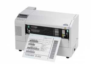 przemysłowe drukarki etykiet - B-852